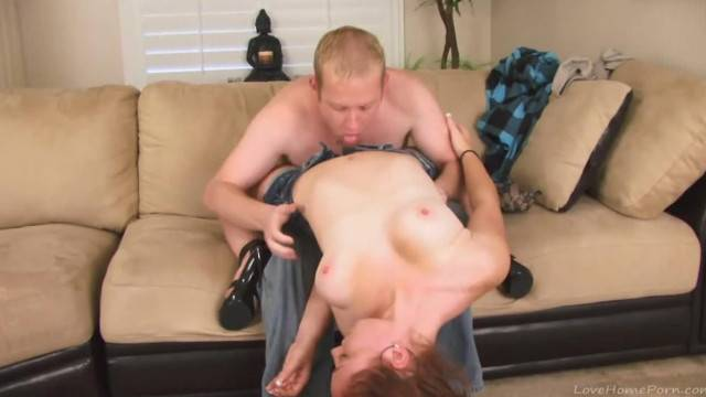 Married couple makes amateur porn to spice their sex life