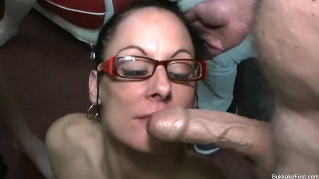 Katie and the Body Hot Bukkake