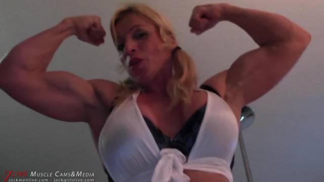 School Girl s Revenge A Muscle Fantasy
