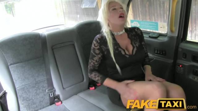 FakeTaxi Driver Caught Wanking in Ladies Underwear