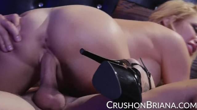 Crush Girls Big Tit Briana Banks Fucked in her Heels
