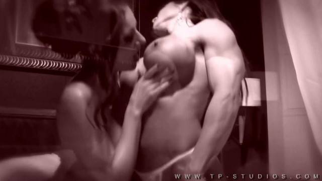 Lesbian Muscle Bride the Vow 4