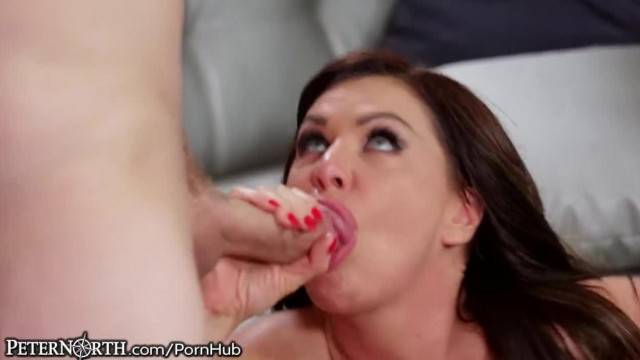 Jilted Mommy Eager to Taste Stepsons Dick
