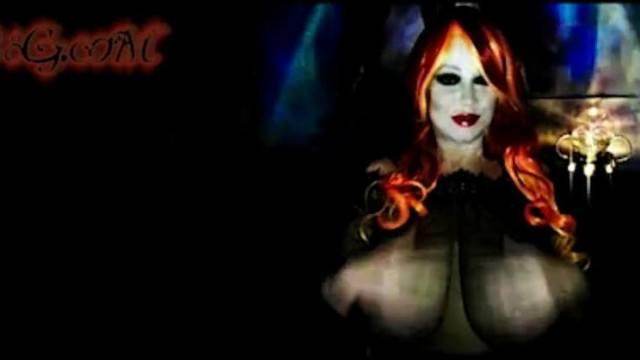 Vampire Femme Fetale Huge Tits Live Cam Show