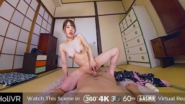 HoliVR Tokyo Escort Service Japanese Teen Squirt