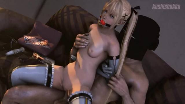 Lust of Rose Marie Rose and BDSM