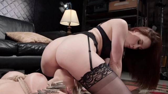 A Disrespectful Diva gets dominated by brunette hottie