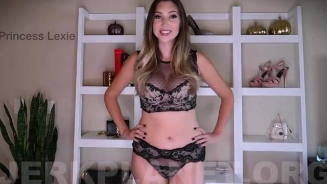 Cum sluts training with hot goddess Princess Lexi