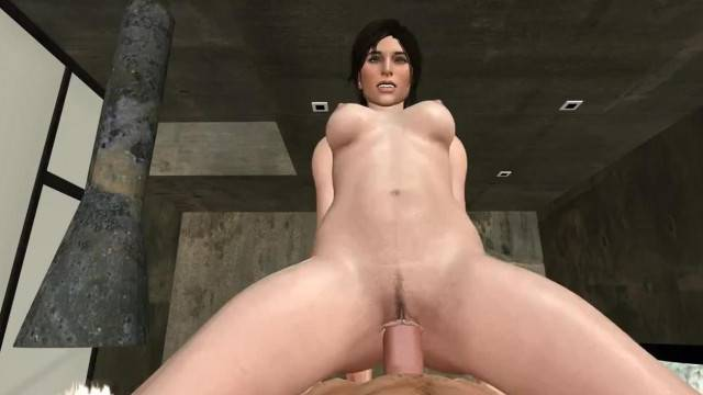 Busty anime chicks fucked hard in video games compilation