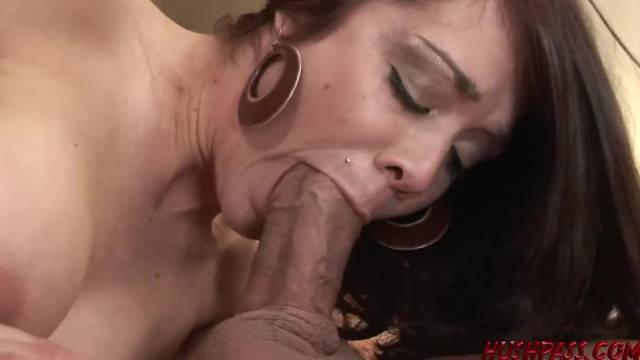 Sweet babe fucked deep and facialized by big cock