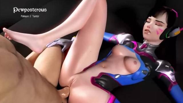 Anal anime sex game Compilation