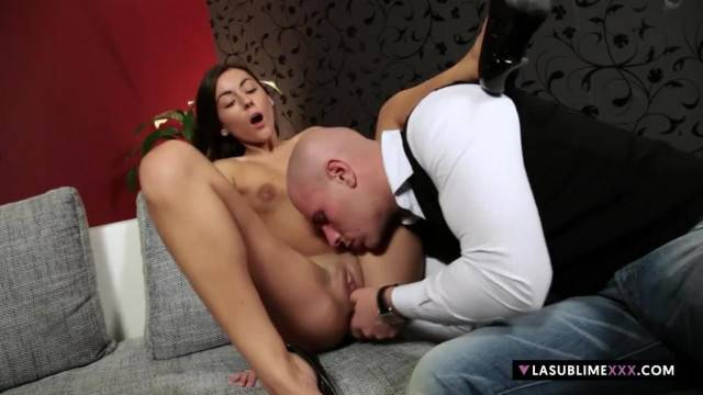 Innocent babe Iwia gets deep pussy fucked by hard long cock
