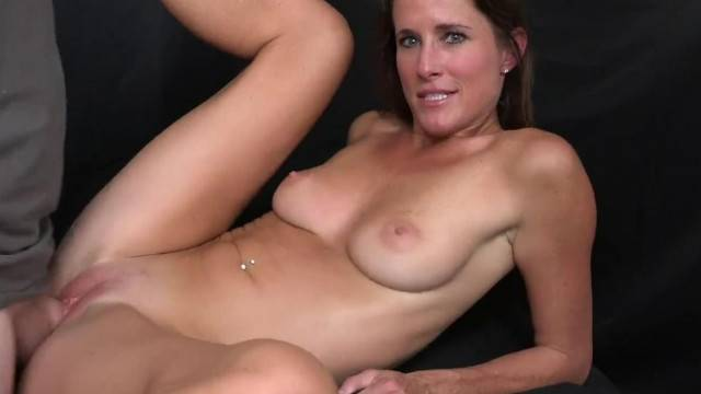 Insatiable MILF Sofie Marie fills her pussy with young cock